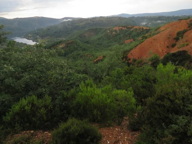 Vista dende o mirador sur