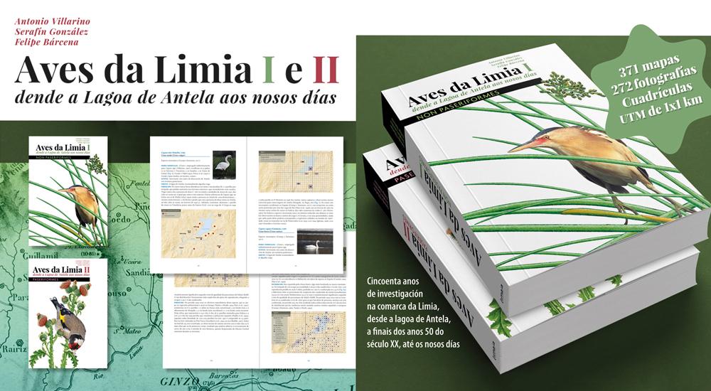 Publicacións Aves da Limia