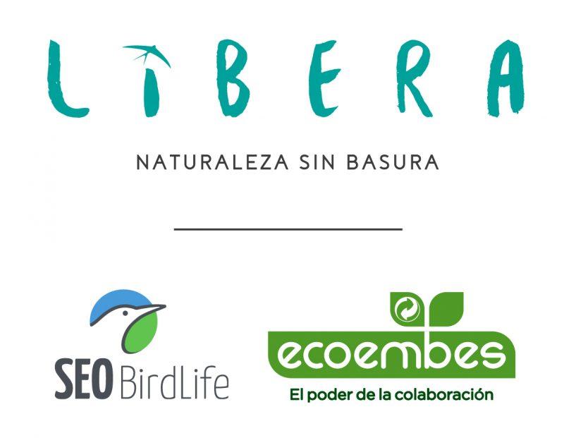 Logo Libera SEO/BirdLife-Ecoembes