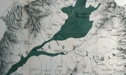 Lagoa de Antela e A Limia (Íscar, 1866)
