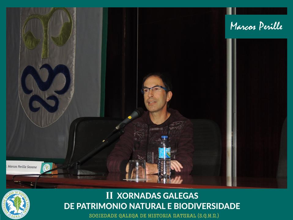 Conferencia sobre orquídeas de Marcos Perille