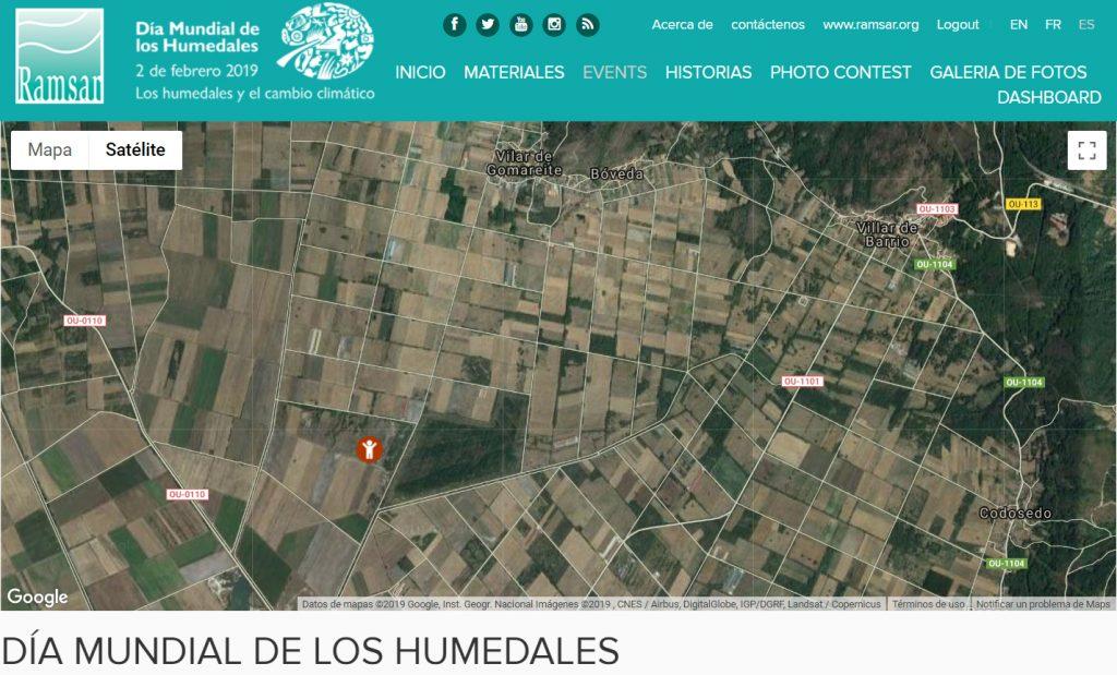Día Mundial dos Humidais 2019 na Limia
